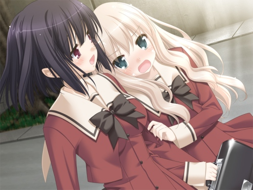 Sono Hanabira eroge CG yuri download