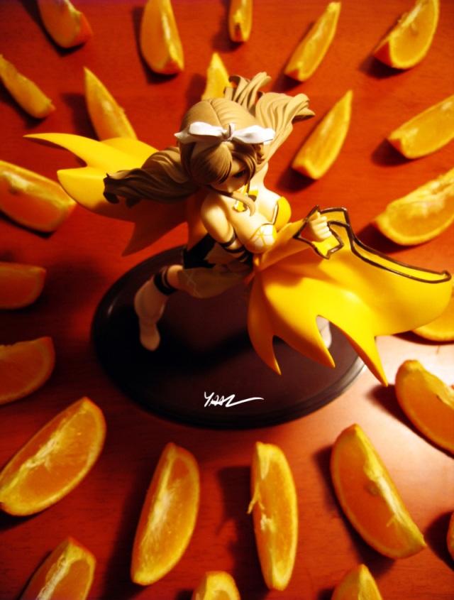 Kureha figure photography Kotobukiya oranges