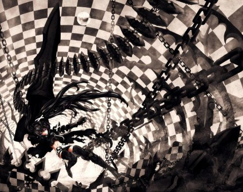 Black Rock Shooter Hirohito Vocaloid