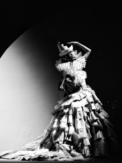 Karlie Kloss Christian Dior Haute Couture FW 11