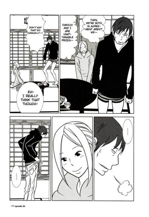 Usagi Drop incest ending Rin Daikichi
