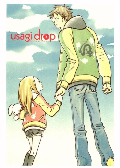 Usagi Drop Rin Daikichi manga ending