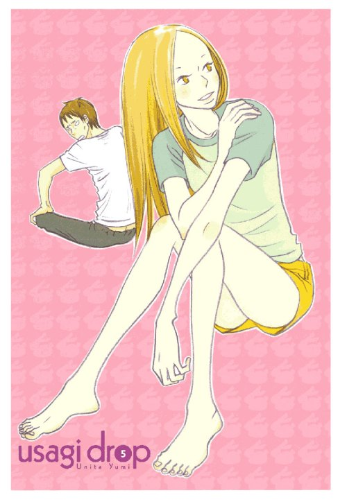 Usagi Drop Rin Daikichi love manga end