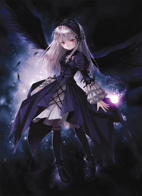 Rozen Maiden Suigintou Kishida Mel