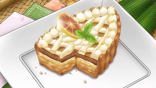 Tamayura cake