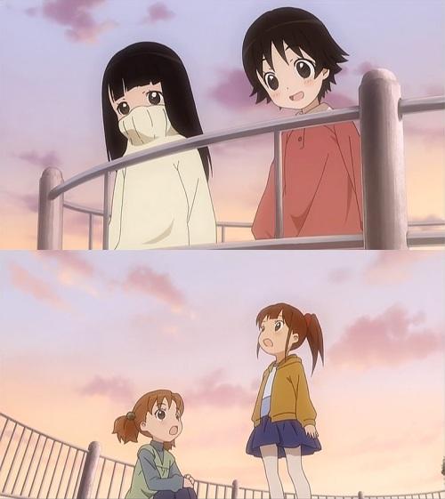 Tamayura childhood nostalgia