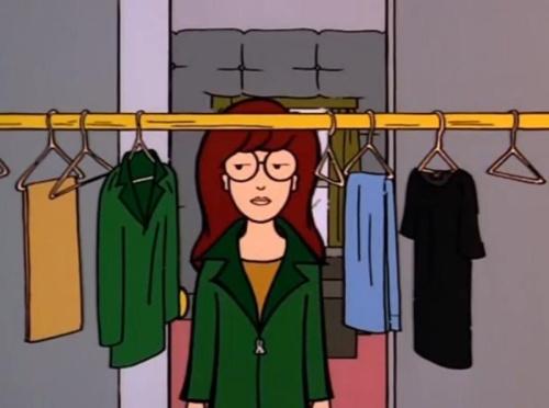 Daria fashion