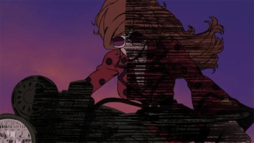 Mine Fujiko Lupin old school anime