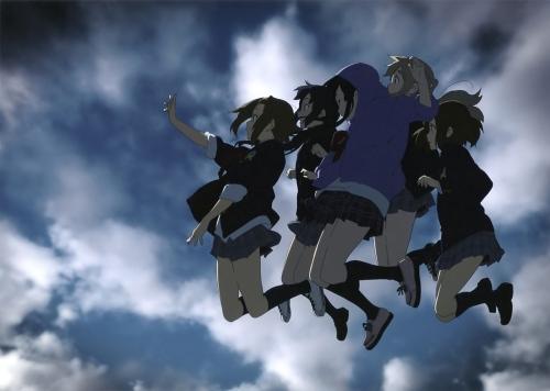 akiyama mio hirasawa yui k-on kotobuki tsumugi nakano azusa tainaka ritsu second season ending
