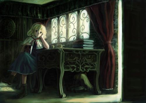 Alice Margatroid Hourai Oto Taku Shanghai Touhou