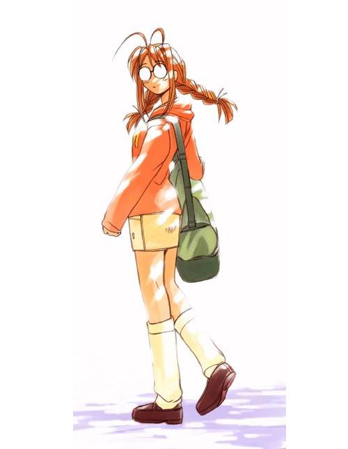 Narusegawa Naru Love Hina