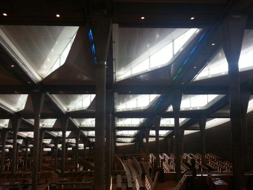 Bibliotheca Alexandrina hall