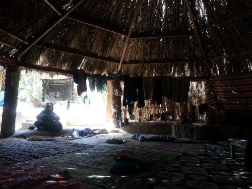 Dahab hut