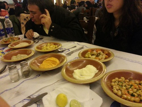 Egypt food spreads