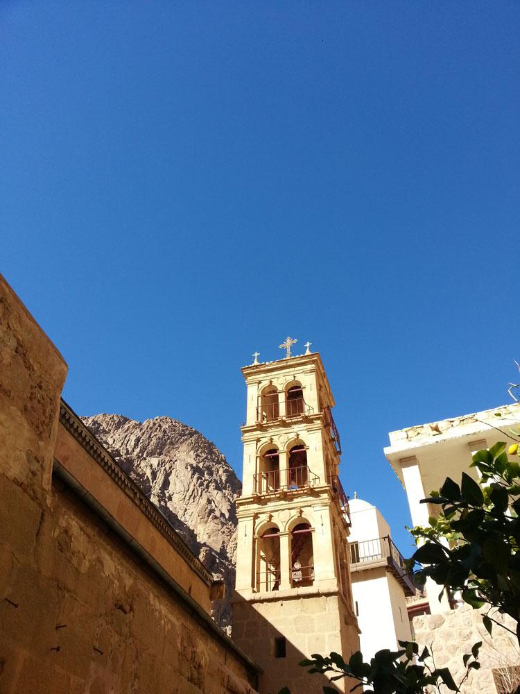 Climb Mount Sinai Tour