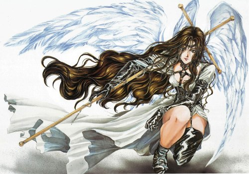 alexiel angel sanctuary yuki kaori