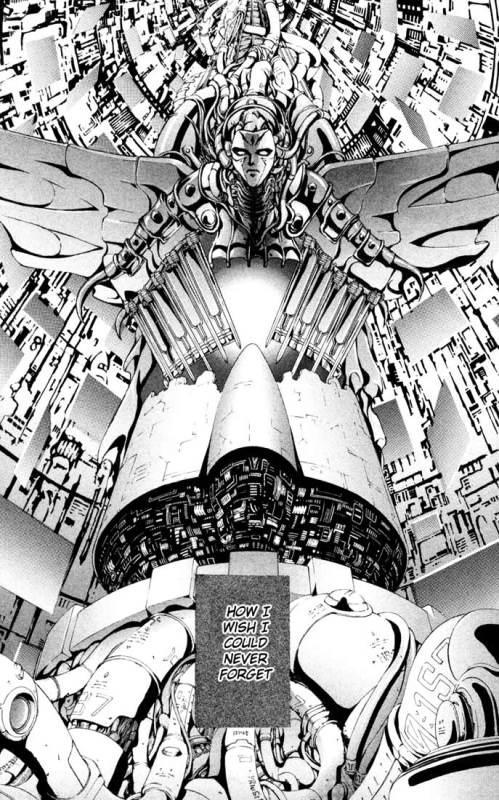 Angel Sanctuary Kaori Yuki God YHWH