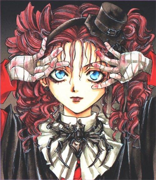 godchild gothic lolita hakushaku cain fashion mikaila yuki kaori