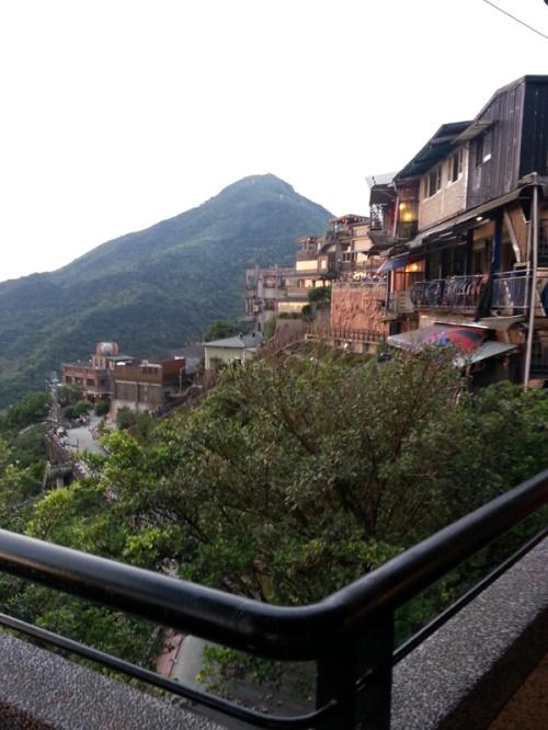 Jiufen hills