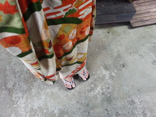 Jiufen kimono
